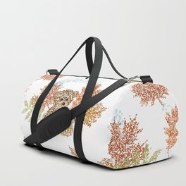 Autumn Bear Duffle Bag