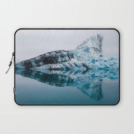 Jökulsárlón Glacier Lagoon Laptop Sleeve