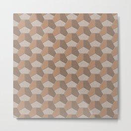 Geometrix 135 Metal Print