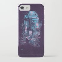 r2d2 iPhone & iPod Cases featuring R2D2 by Sitchko Igor