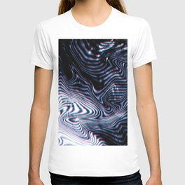 Illusion Blue T-shirt