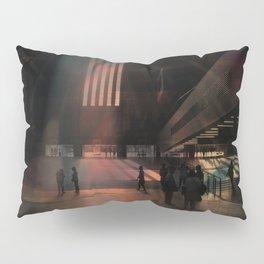 City collage Pillow Sham
