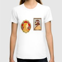 tenenbaums T-shirts featuring The Royal Tenenbaums by Anna Valle