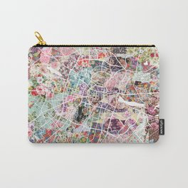 Poznan map Carry-All Pouch