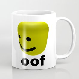Roblox Oof - Roblox Coffee Mug