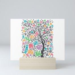 Fruit Of The Spirit (Full Color) Mini Art Print