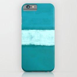 Rothko Inspired #15 iPhone Case