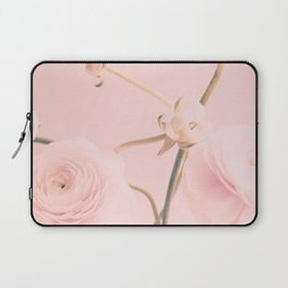 Floral Nursery Ranunculus Laptop Sleeve
