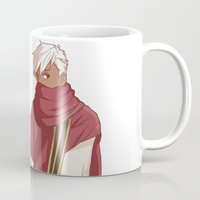 fullmetal Mugs featuring Ishvalan Elric Brothers by Anyeka
