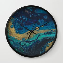Andromeda - Volume 2 Wall Clock