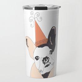FrenchBulldogBday Travel Mug