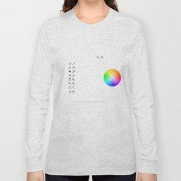 Art Interface - Hand Drawn Long Sleeve T-shirt