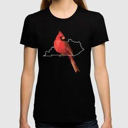 Kentucky – Northern Cardinal (Black) T-shirt