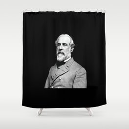 General Robert E. Lee USA Shower Curtain