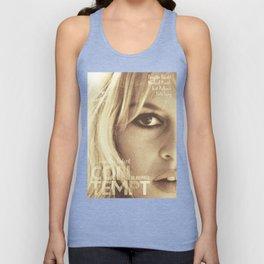 Brigitte Bardot, Contempt, movie poster, Le Mépris, Jean-Luc Godard, Fritz Lang, Unisex Tank Top