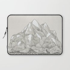 The Mountains and the Woods Laptop Sleeve