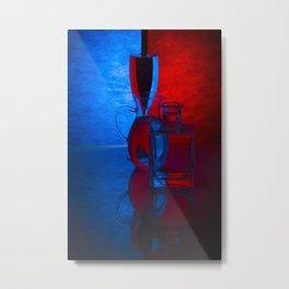 Play of light-4 Metal Print