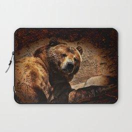 Bear Artistic Laptop Sleeve