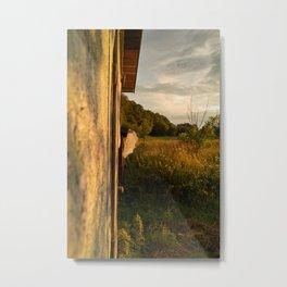 Polish Works No 1 Metal Print