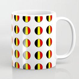 Flag of belgium 7 belgian,belge,belgique,bruxelles,Tintin,Simenon,Europe,Charleroi,Anvers,Maeterlinc Coffee Mug