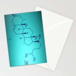 Cholesterol Stationery Cards