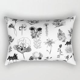 All the wild Rectangular Pillow