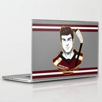 christian Laptop & iPad Skins featuring Christian Marti by Kana Aiysoublood