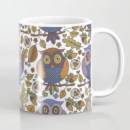 Fall Pattern #1 Coffee Mug