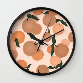 Fruity Wall Clock