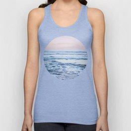 Pacific Ocean Waves Unisex Tank Top