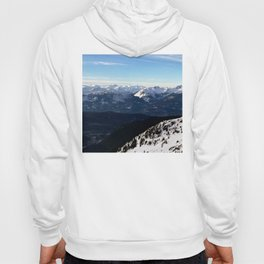 Crispy light air up here Hoody