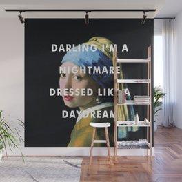 Darling I'm a Nightmare Wall Mural
