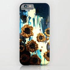 Blooming by the Glacier iPhone 6s Slim Case