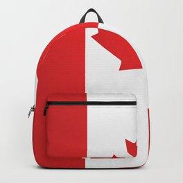 Canada flag Backpack