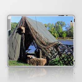 Camp on the Maumee Laptop & iPad Skin