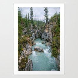 Marble Canyon 2 Art Print