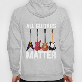 All Guitars Matter Hoody