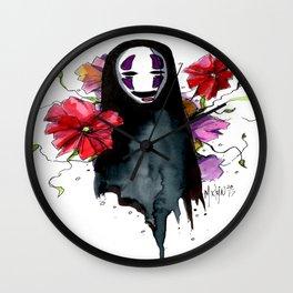 """Spirited-Away"" Wall Clock"