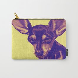 Ziggy (Amber) Carry-All Pouch