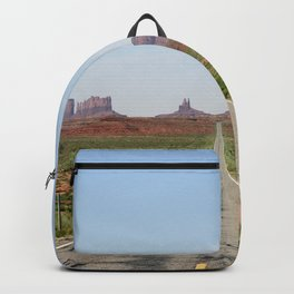 Monument Valley Horizontal Backpack