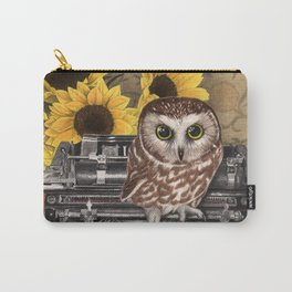 Office Owl Carry-All Pouch
