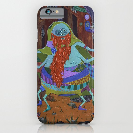 The Spider Wizard iPhone & iPod Case