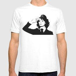La Poliziotta T-shirt
