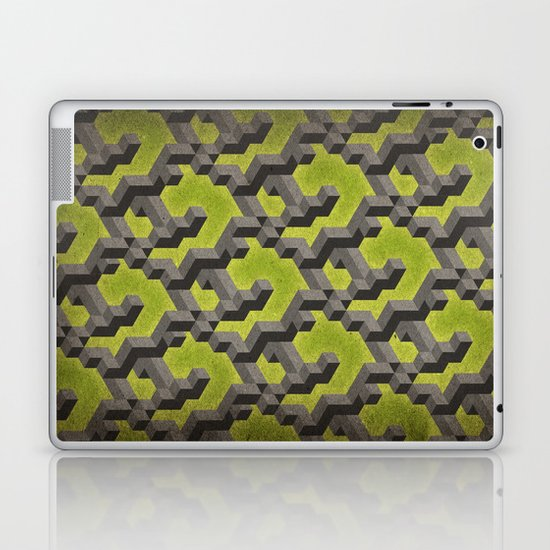 Long-chain Demi-gods of Imperfection Laptop & iPad Skin