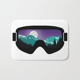 Moonrise Goggles   Goggle Designs   DopeyArt Bath Mat