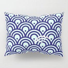 Catch the Seigaiha (Wave) 1 Pillow Sham
