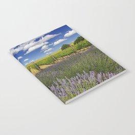 Countryside Vinyard Notebook