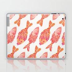 Indonesian Fish Duo – Melon Palette Laptop & iPad Skin