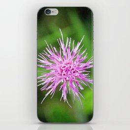 Thistle iPhone Skin