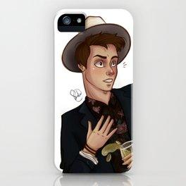 Herman Tømmeraas iPhone Case